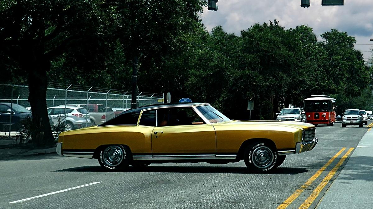 Chevy Monte Carlo in Savannah