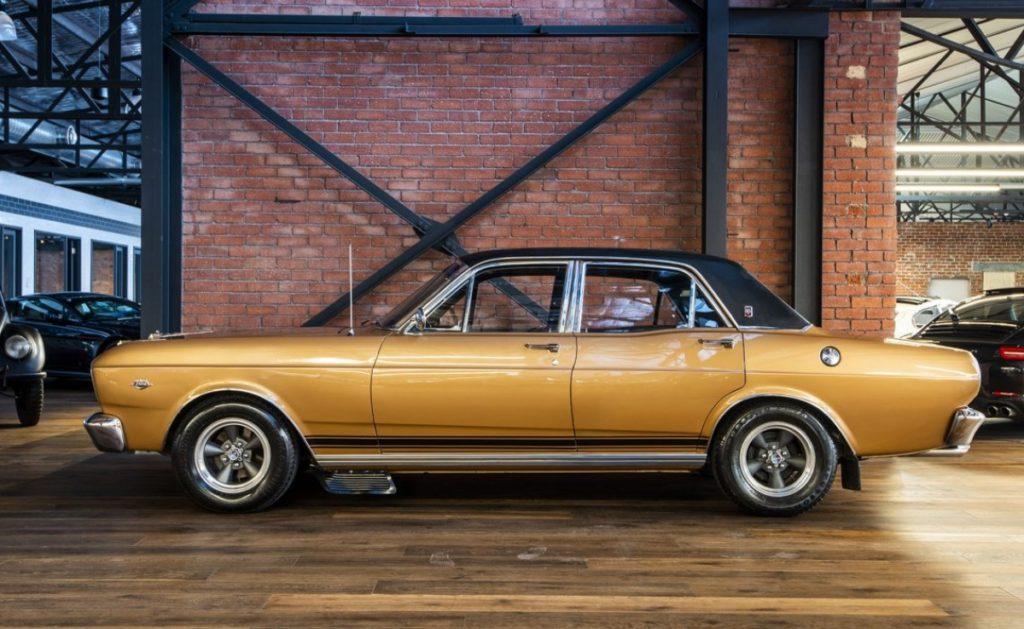 Ford Falcon XR GT