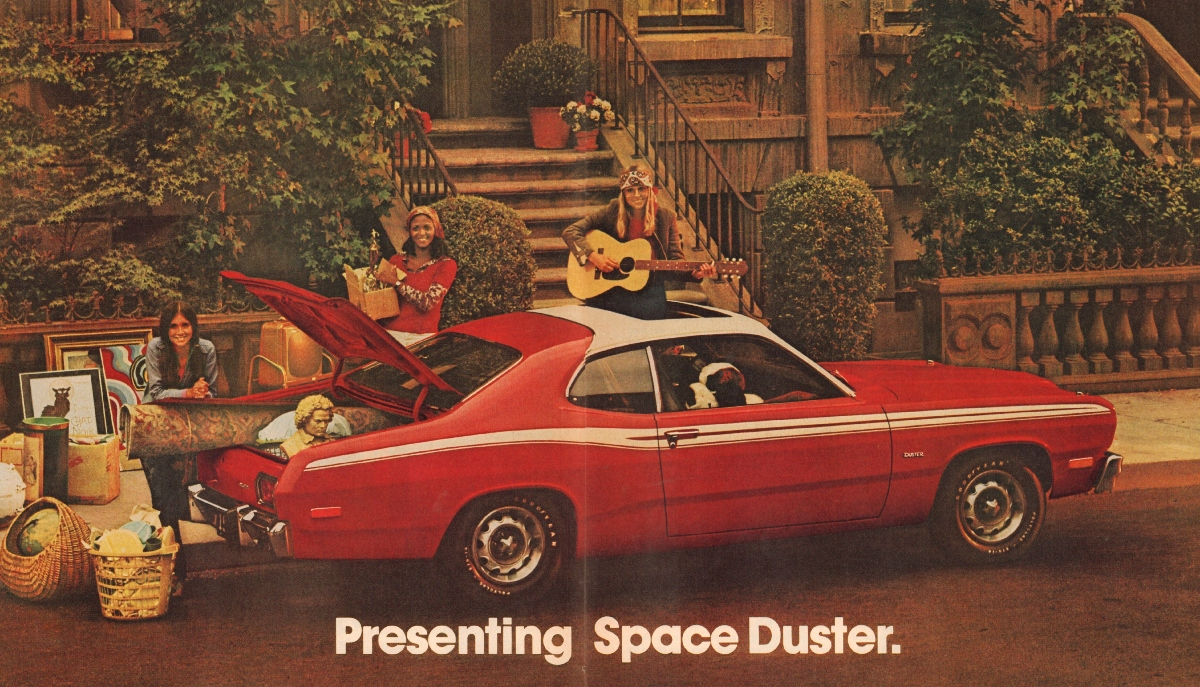 Plymouth Duster advertiesment