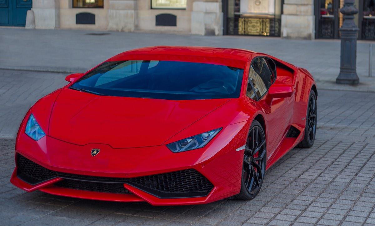 2015 Lamborghini Huracan, fastest production cars