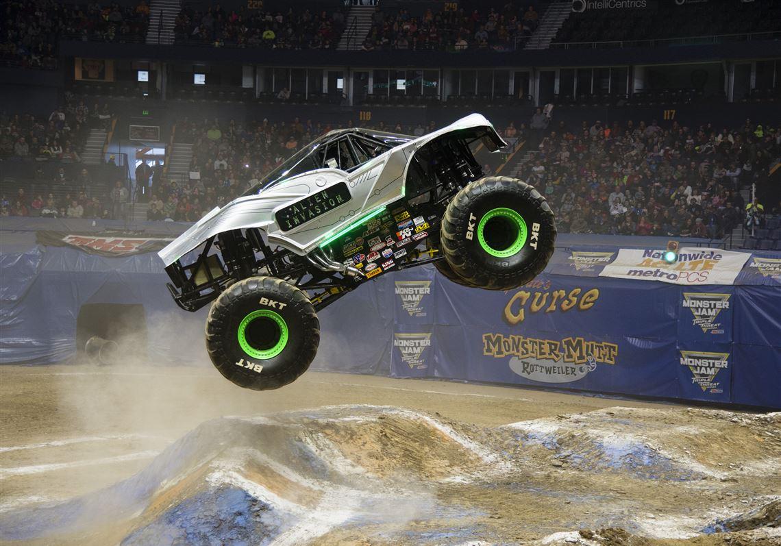 Baddest 40 Monster Trucks You Ll See At Monster Jam Mentertained