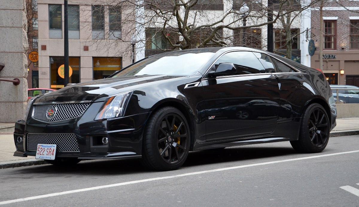 Cadillac CTS-V, fastest production cars