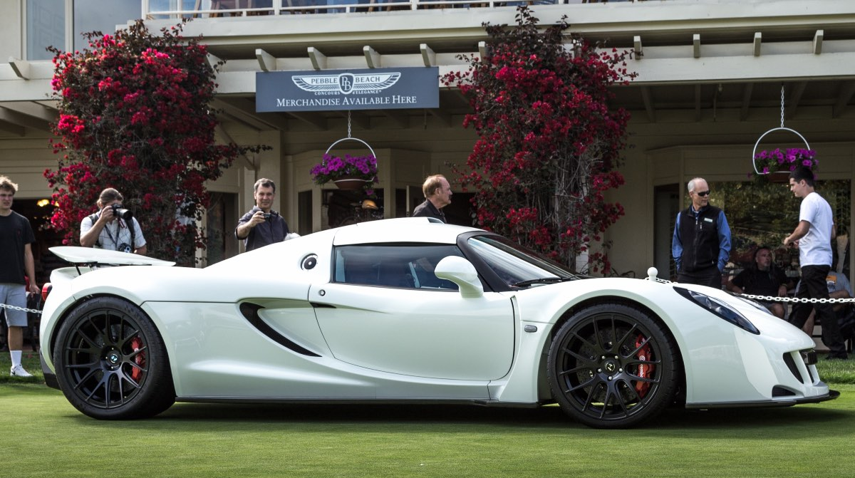Hennessy Venom GT, fastest production cars