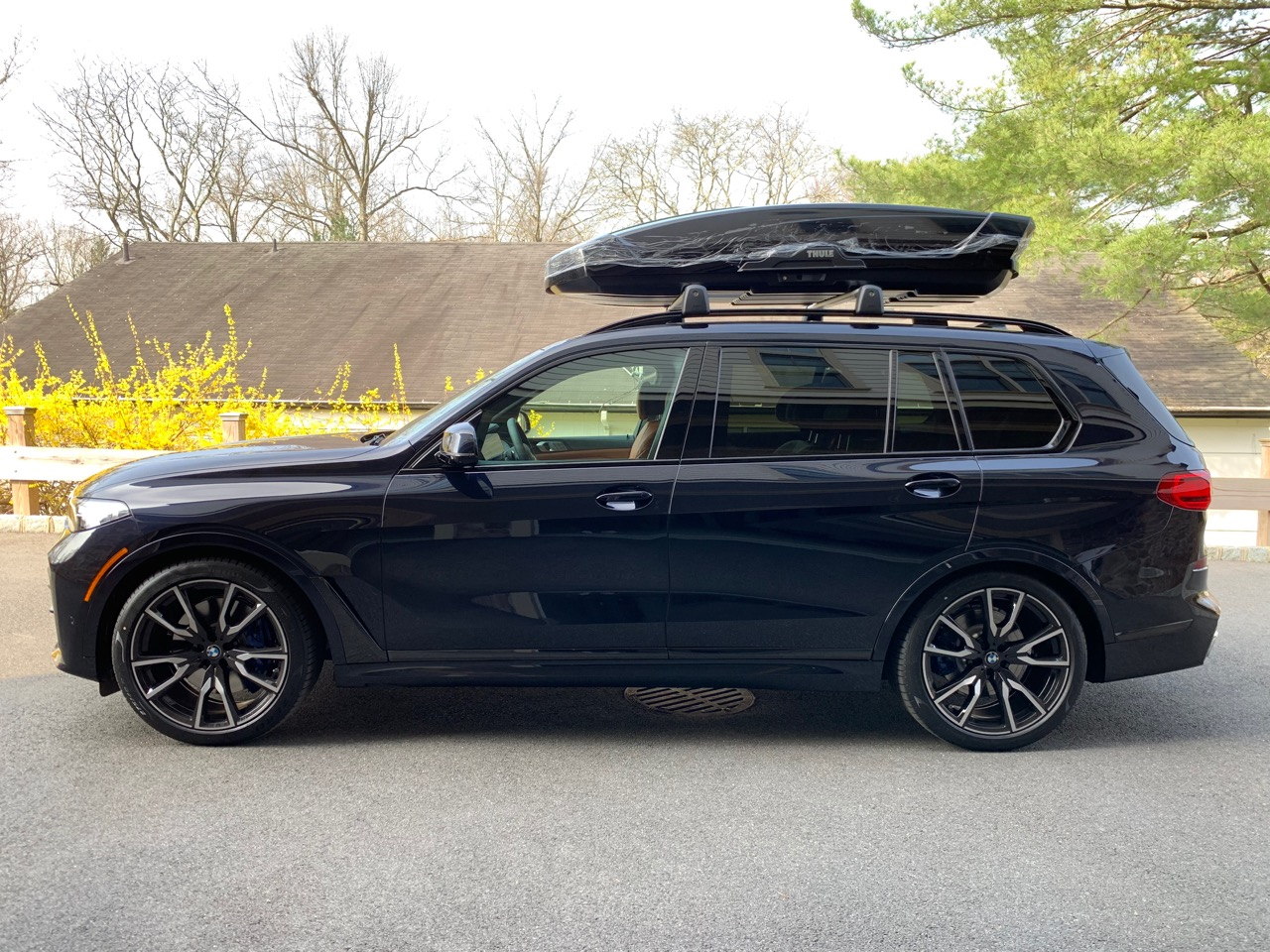 Thule roof rack, cool car gadgets