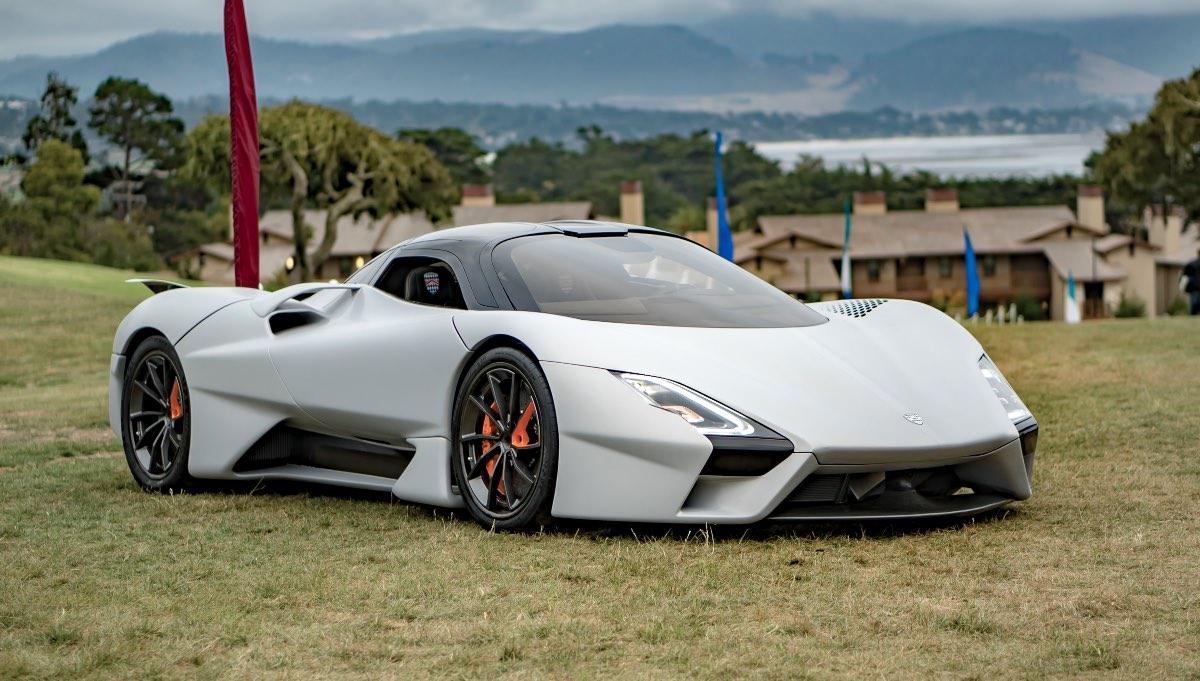 SSC Tuatara, fastest production cars