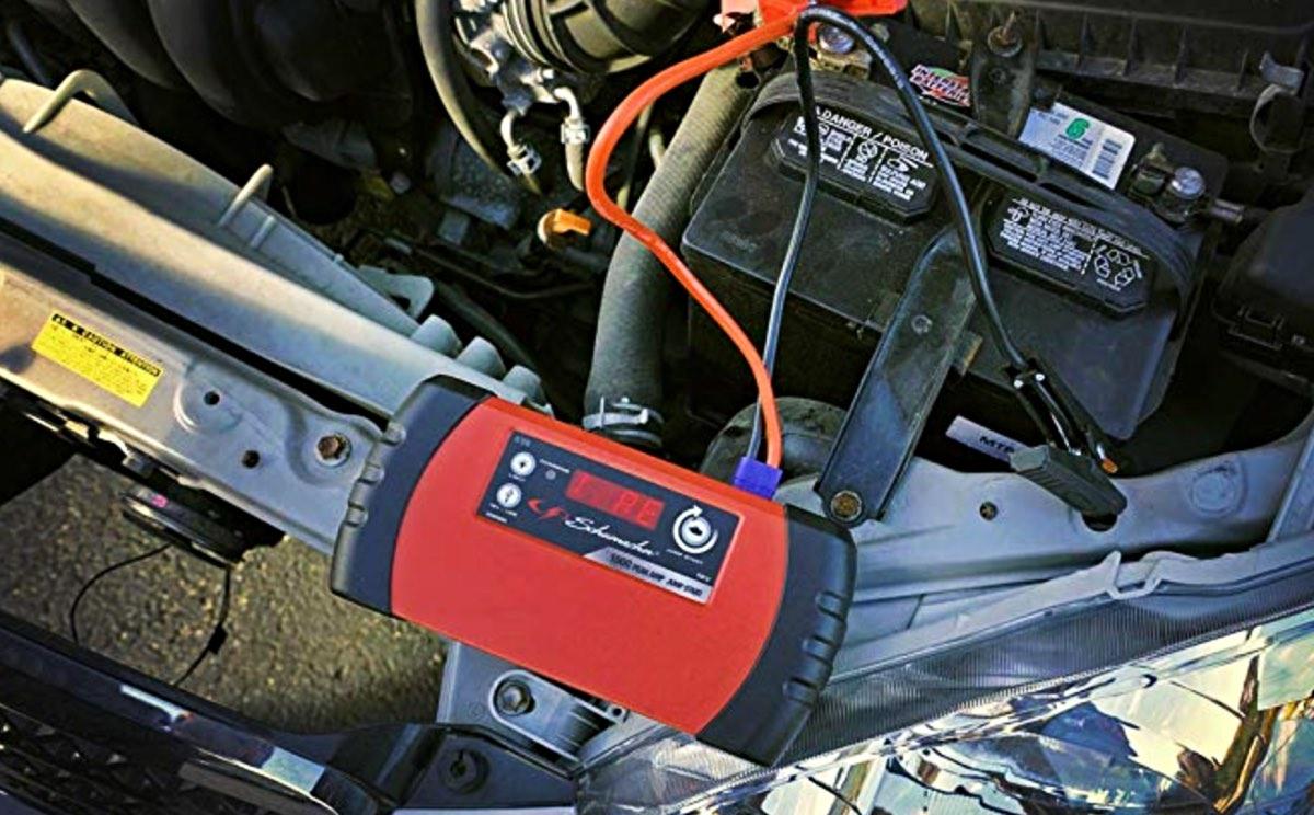 Jump starter, cool car gadgets