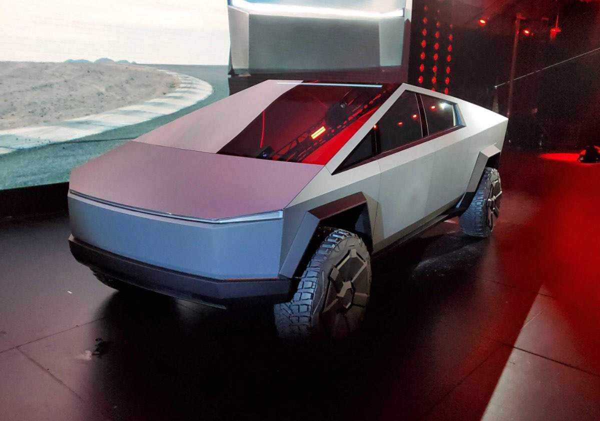 Tesla Cybertruck A