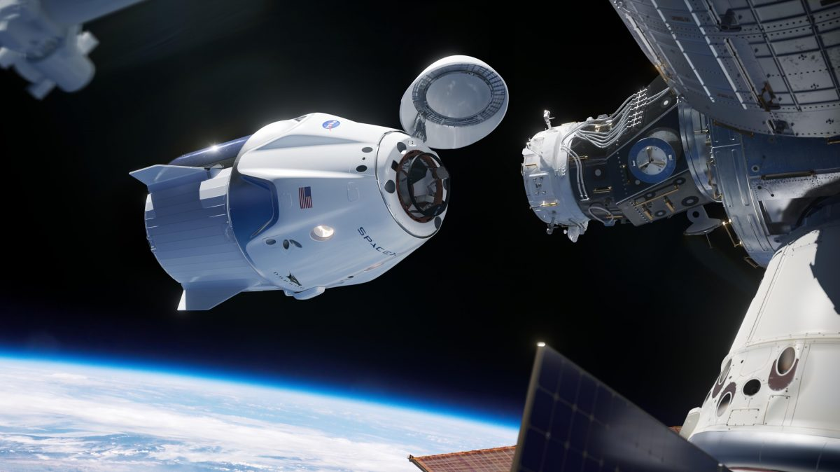SpaceX ISS