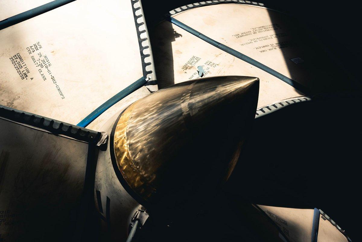 CVN79 Aircraft Elev #3 Install
