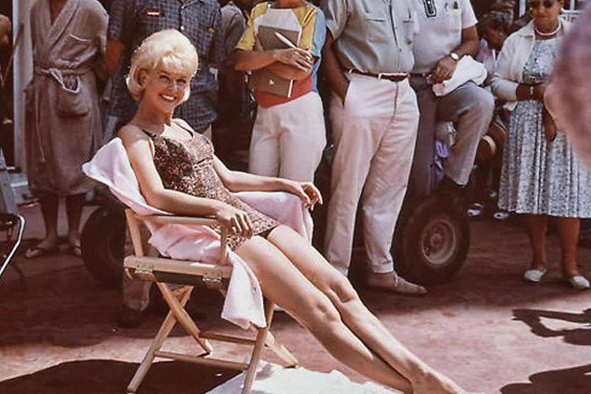 40 Rarely Seen Photographs Of Doris Day