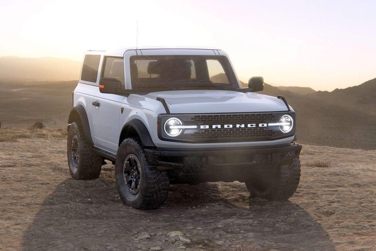 REVEALED: The 2021 Ford Bronco Is Finally Here - Page 8 of ...