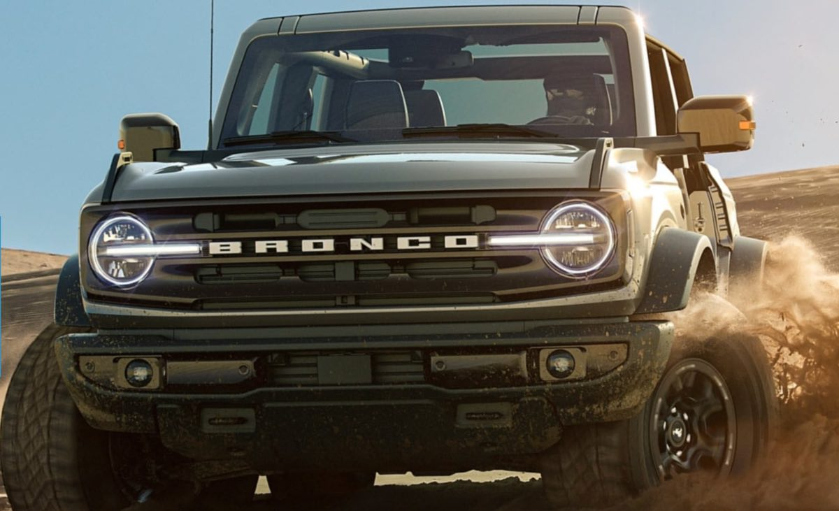 REVEALED: The 2021 Ford Bronco Is Finally Here - Page 6 of ...