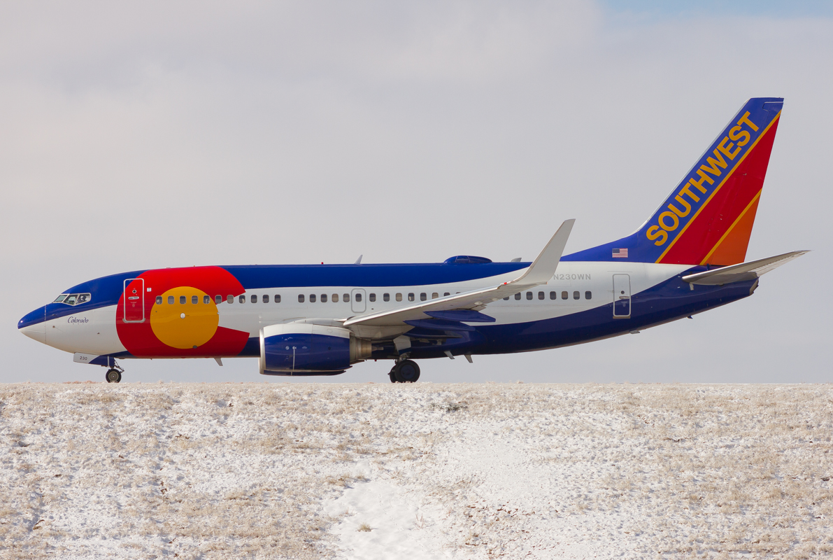 Southwest and Colorado, A Match Made In Heaven (or 35,000 ft.)