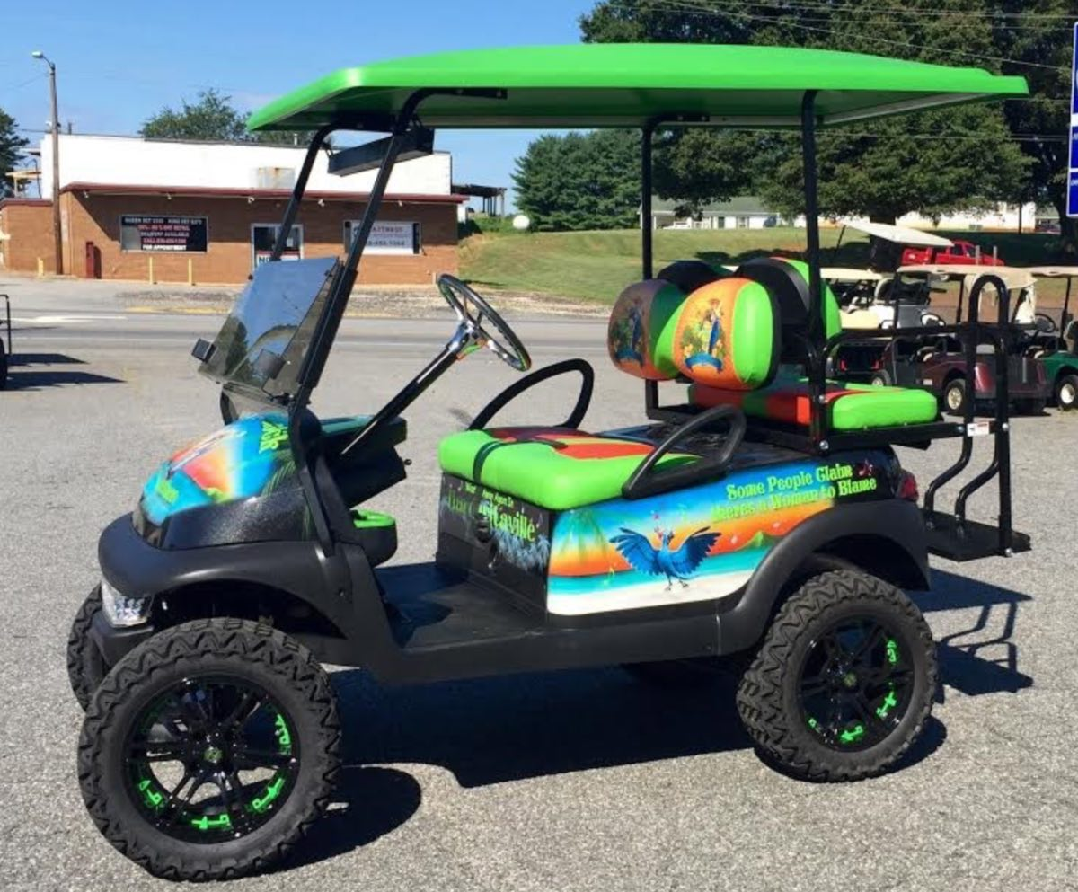 Custom Golf Carts That Are Cooler Than Your Car - Yeah! Motor