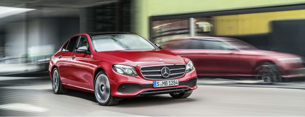 Mercedes' Drive Pilot can drive the car for you