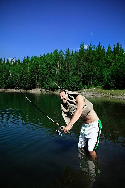 hilarious fishing fail