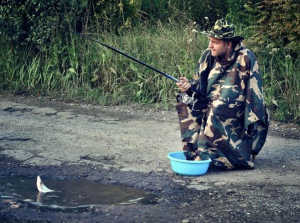 fishing fail