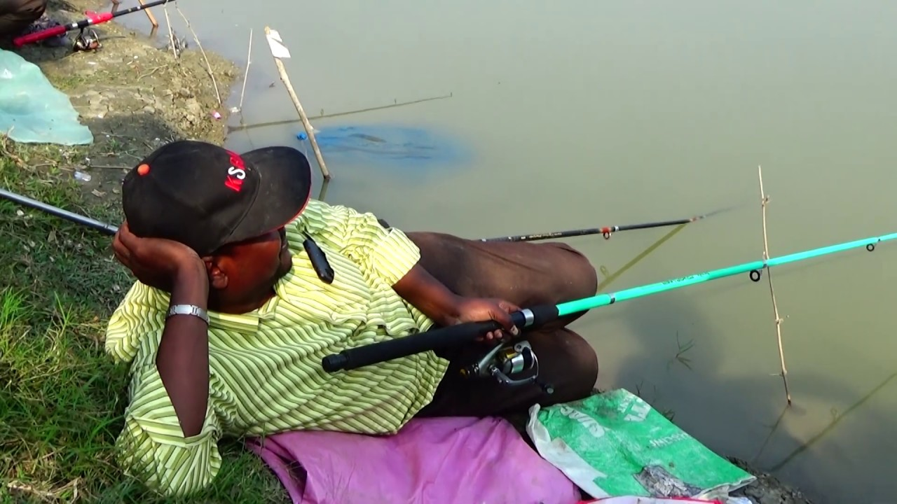 funny fishing pic