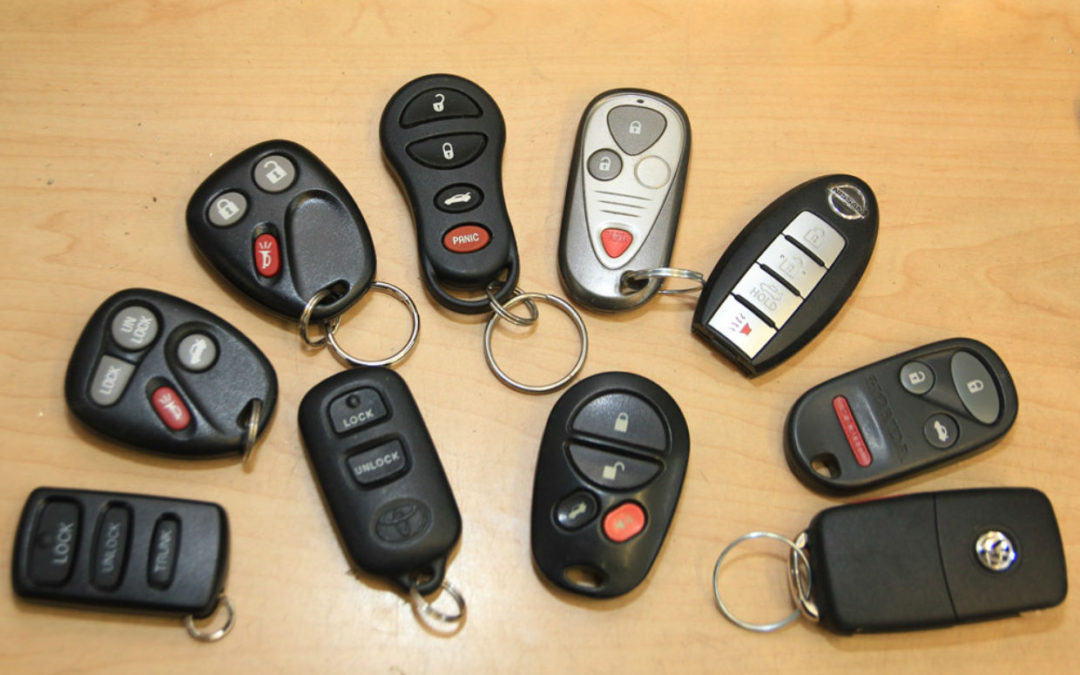 Some of these key fobs might just open your windows