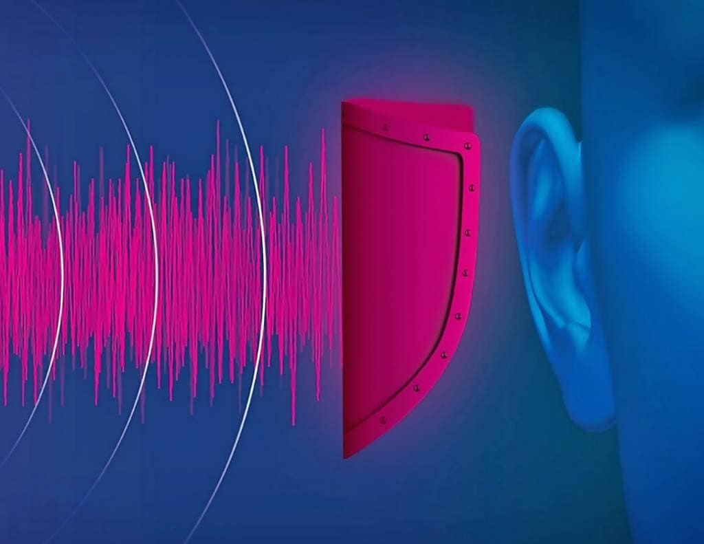 Pre-safe sounds protect your ears from premanent damage
